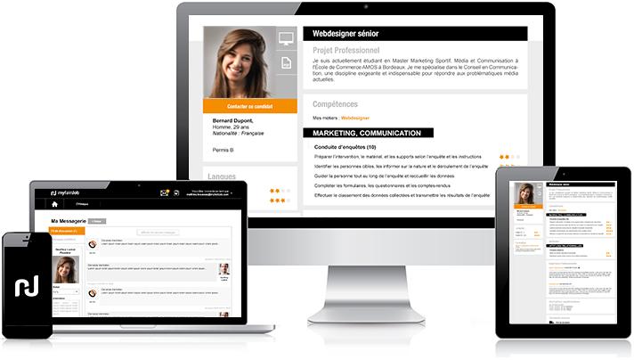 CV en ligne gratuit
